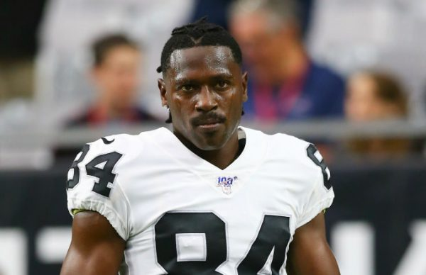 Newly Acquired New England WR Antonio Brown Accused of Rape in a New Lawsuit